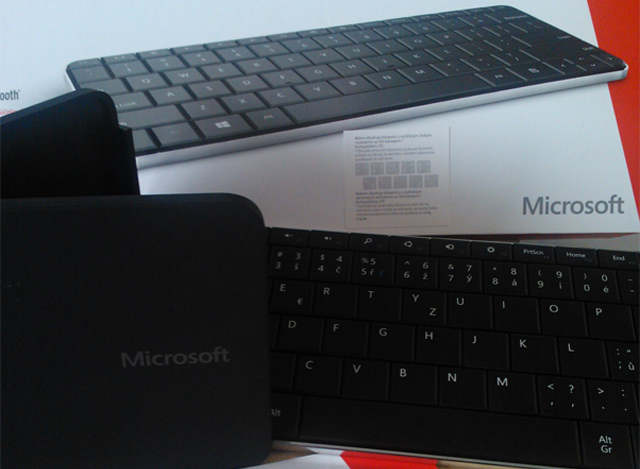 Microsoft Wedge Touch mouse image leaks, priced at .99 | The Verge